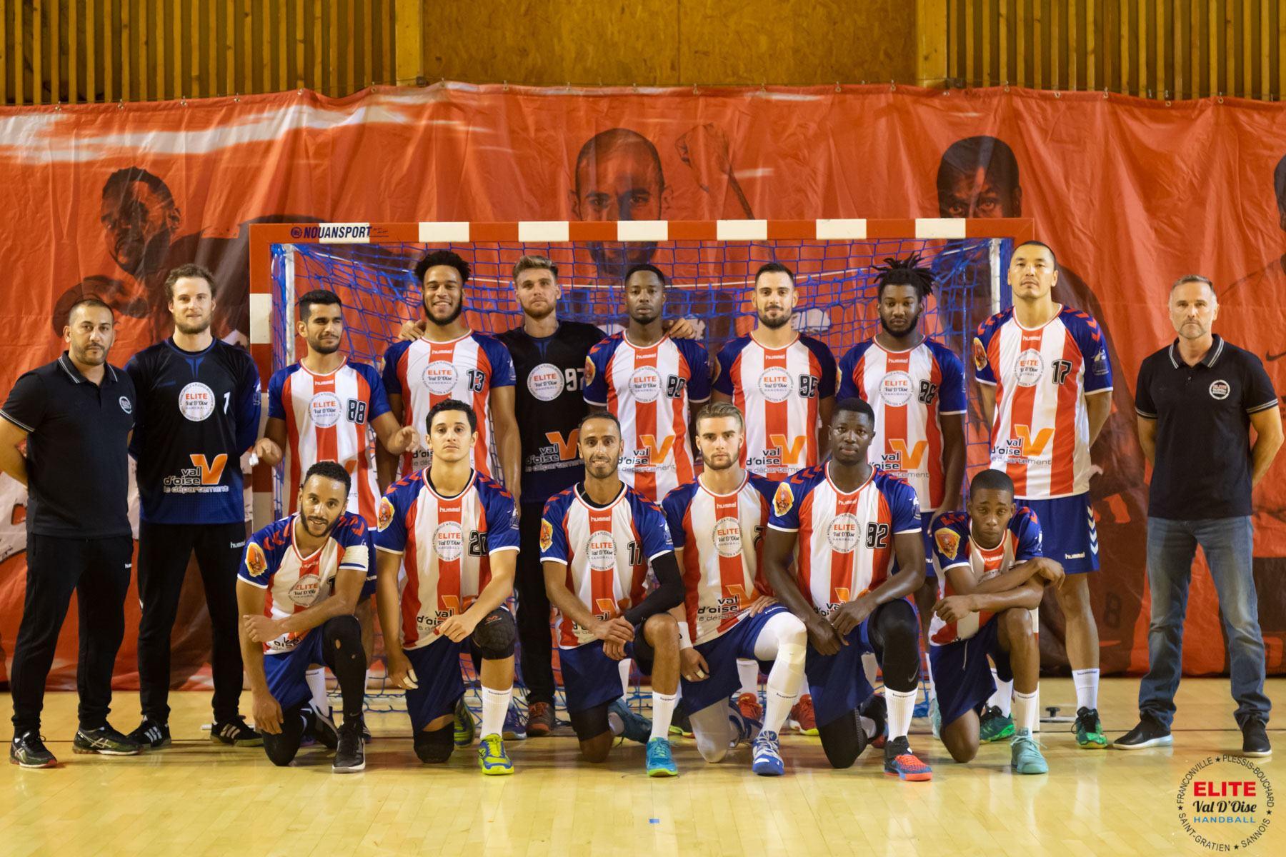 Equipe de l'Elite Val d'Oise HB