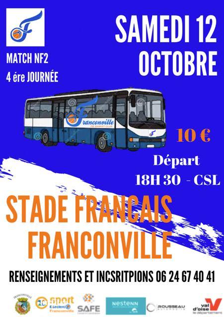 Stade Français - Franconville