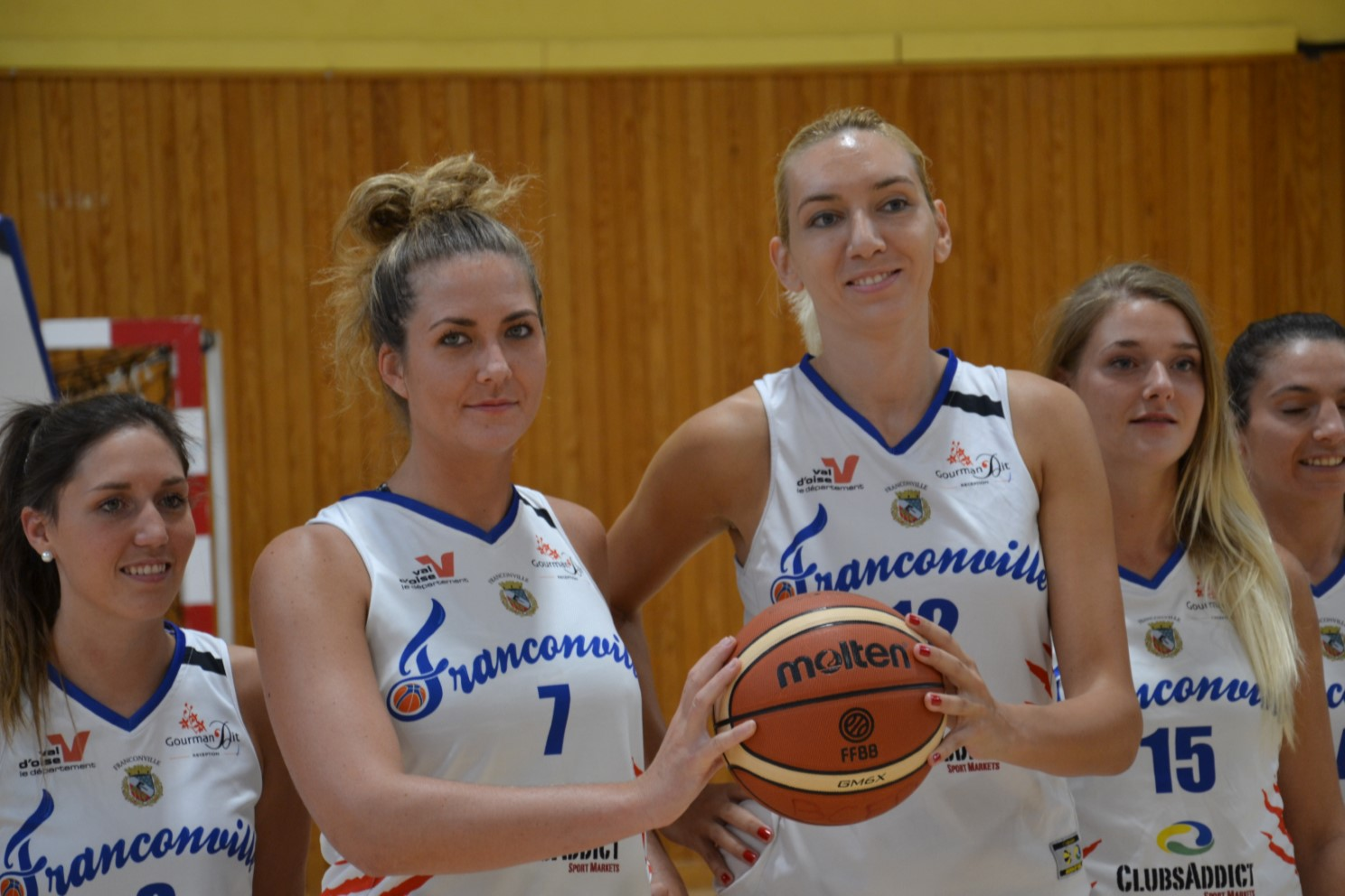 Basket Club Franconville Plessis ouchard