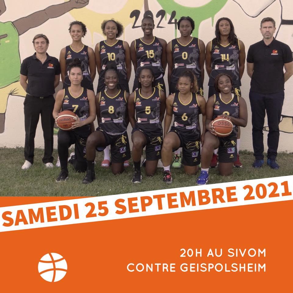 OSSG - Geispolsheim - 25 septembre 2021