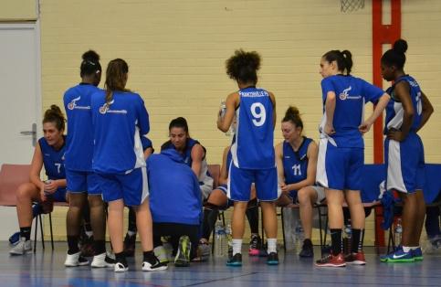 Basket les filles de franconville accueillent wasquehal for Piscine wasquehal