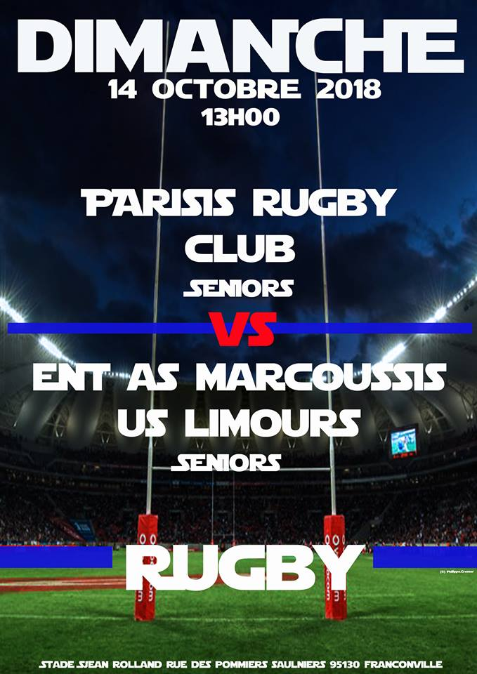Parisis club Rugby - AS Marcoussis Us Limours