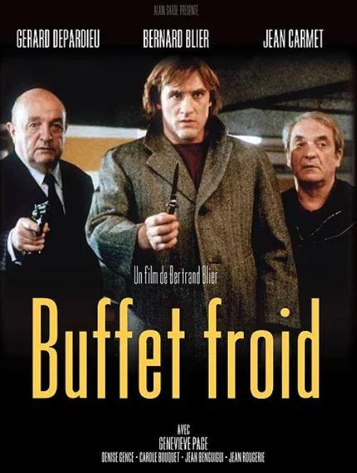 BUFFET FROIS de Bertrand Blier