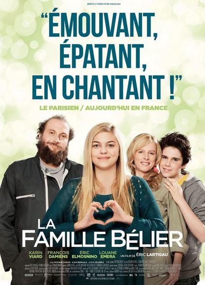 LA FAMILLE BELIER de Eric Lartigau