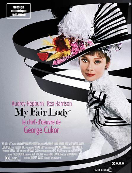 MY FAIR LADY de George Cukor