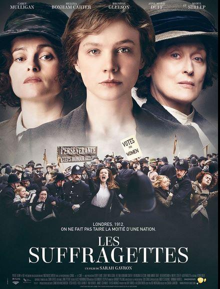 film LES SUFFRAGETTES