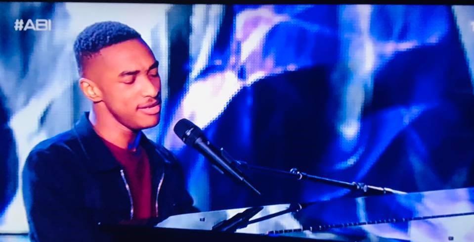 ABI dans THE VOICE (emission TF1)