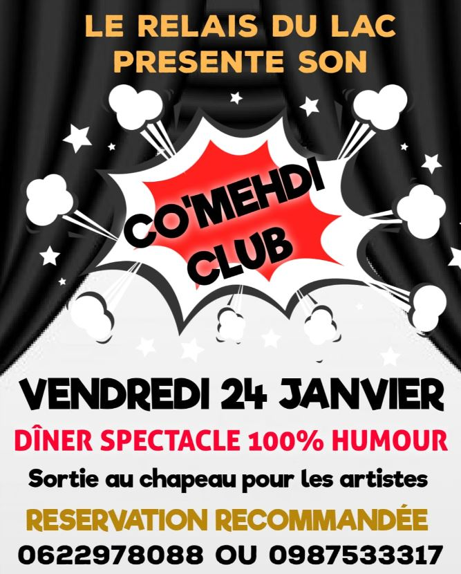 Co'Mehdi Club à Soisy