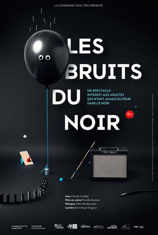Spectacle LES BRUITS DU NOIR