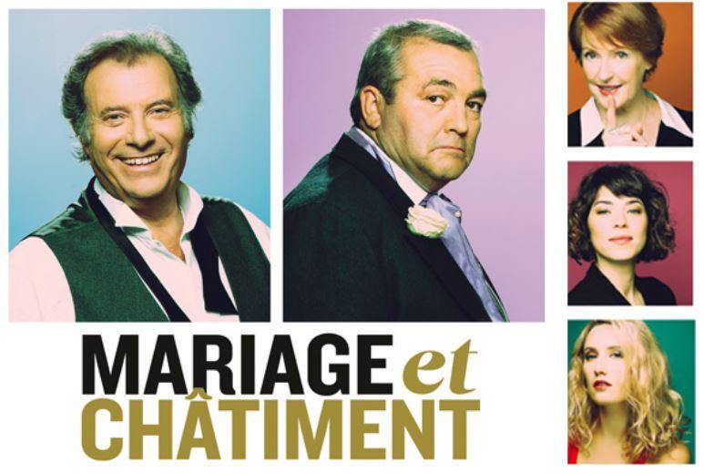 Théâtre : MARIAGE ET CHATIMENT
