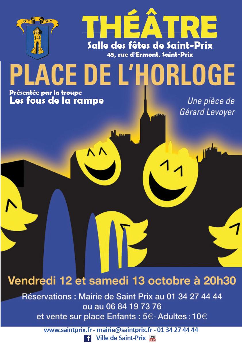 Théâtre PLACE DE L'HORLOGE