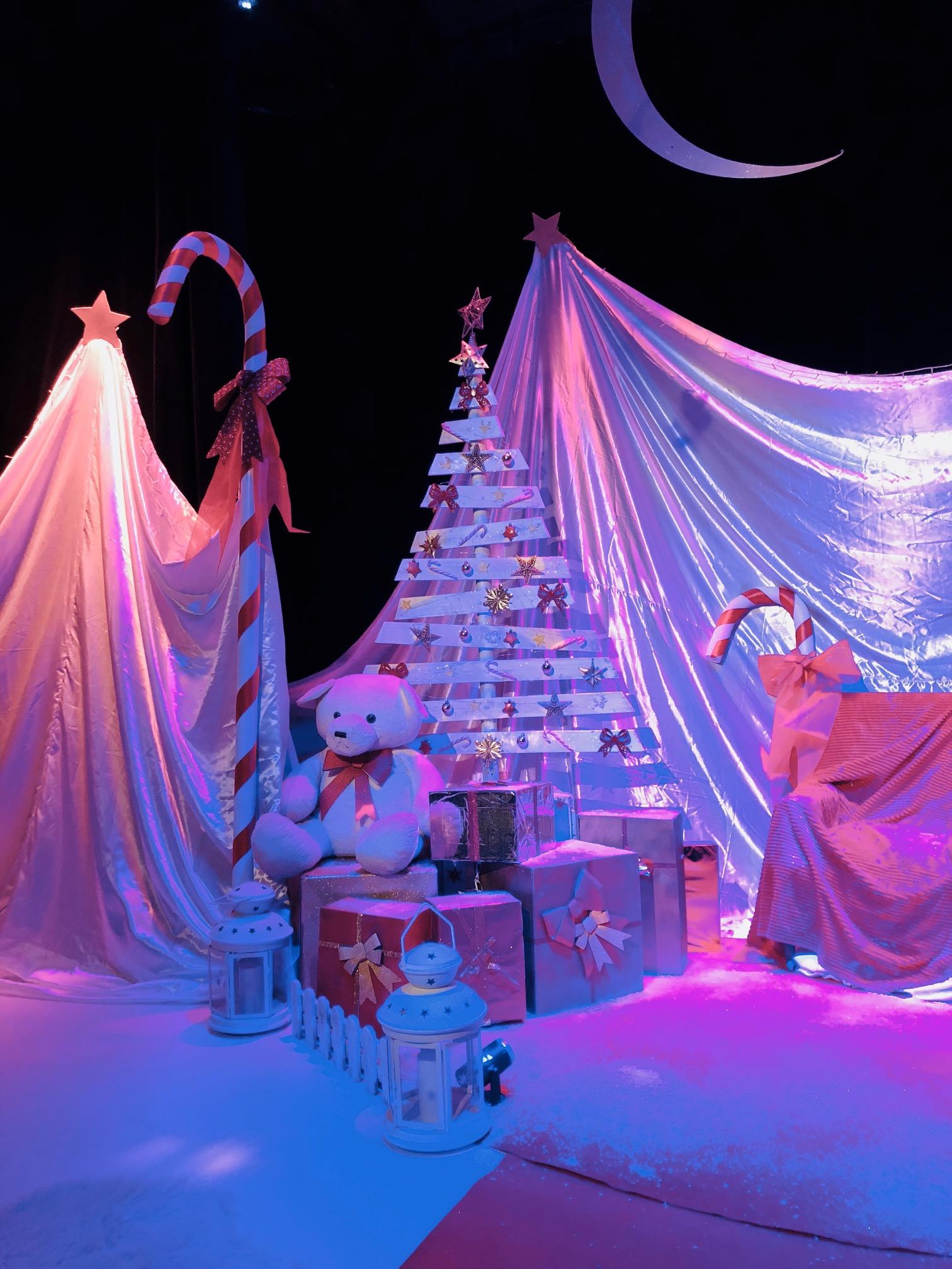 Soiré Pyjama de Noël