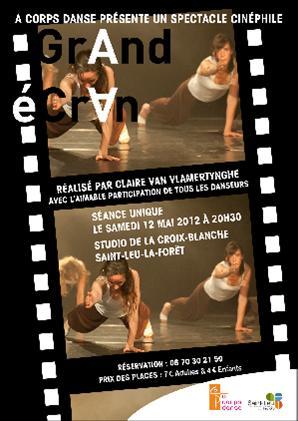 a corps danse 12 mai 2012