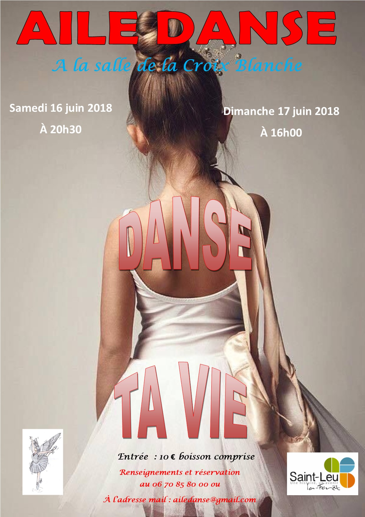 Gala Aile Danse 2018