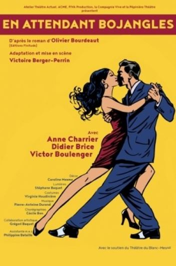 Théâtre : En attendant Bojangles
