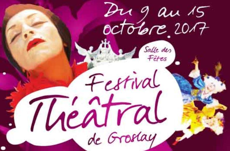 Le festival théâtral de Groslay