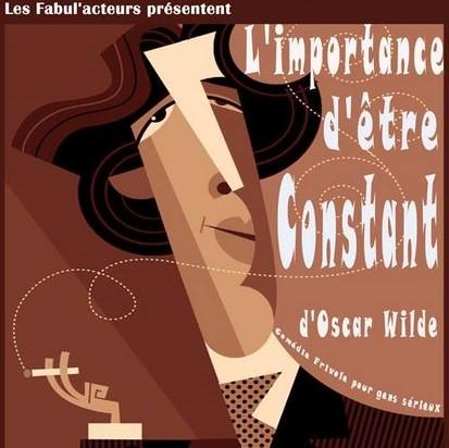 Théâtre : L'importance d'être Constant