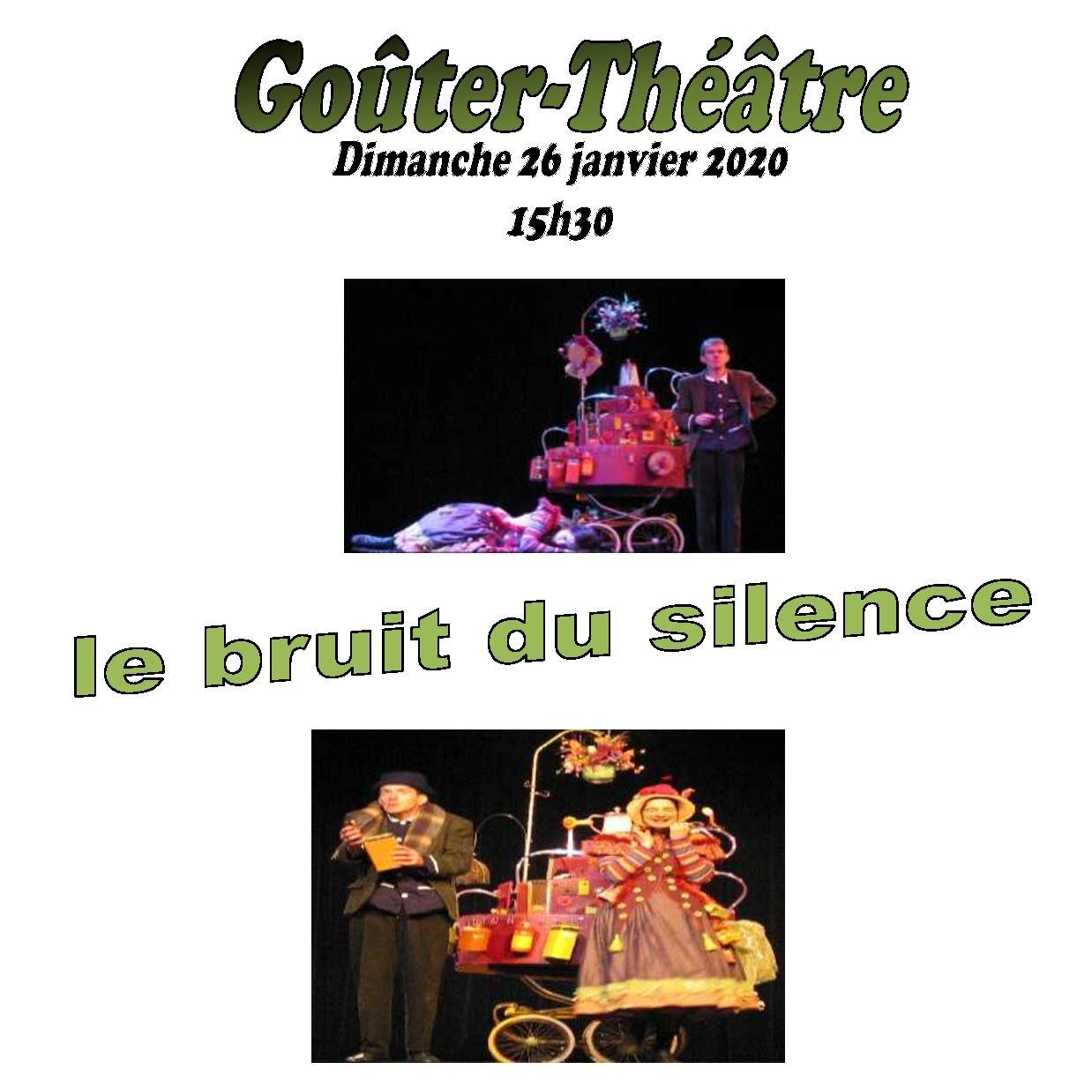 Goûter-Théâtre :