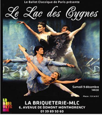 LE LAC DES CYGNES - Montmorency 2017