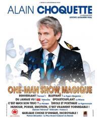 Tête d'affiche : Alain Choquette nous promet un après-midi