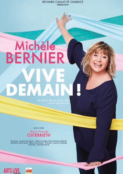 Michèle Bernier VIVE DEMAIN
