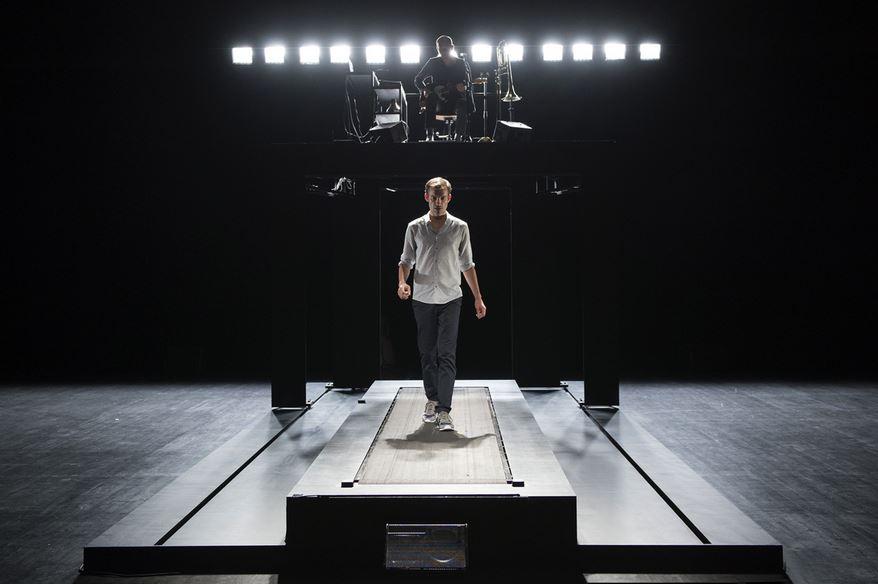 Théâtre REPARER LES VIVANTS