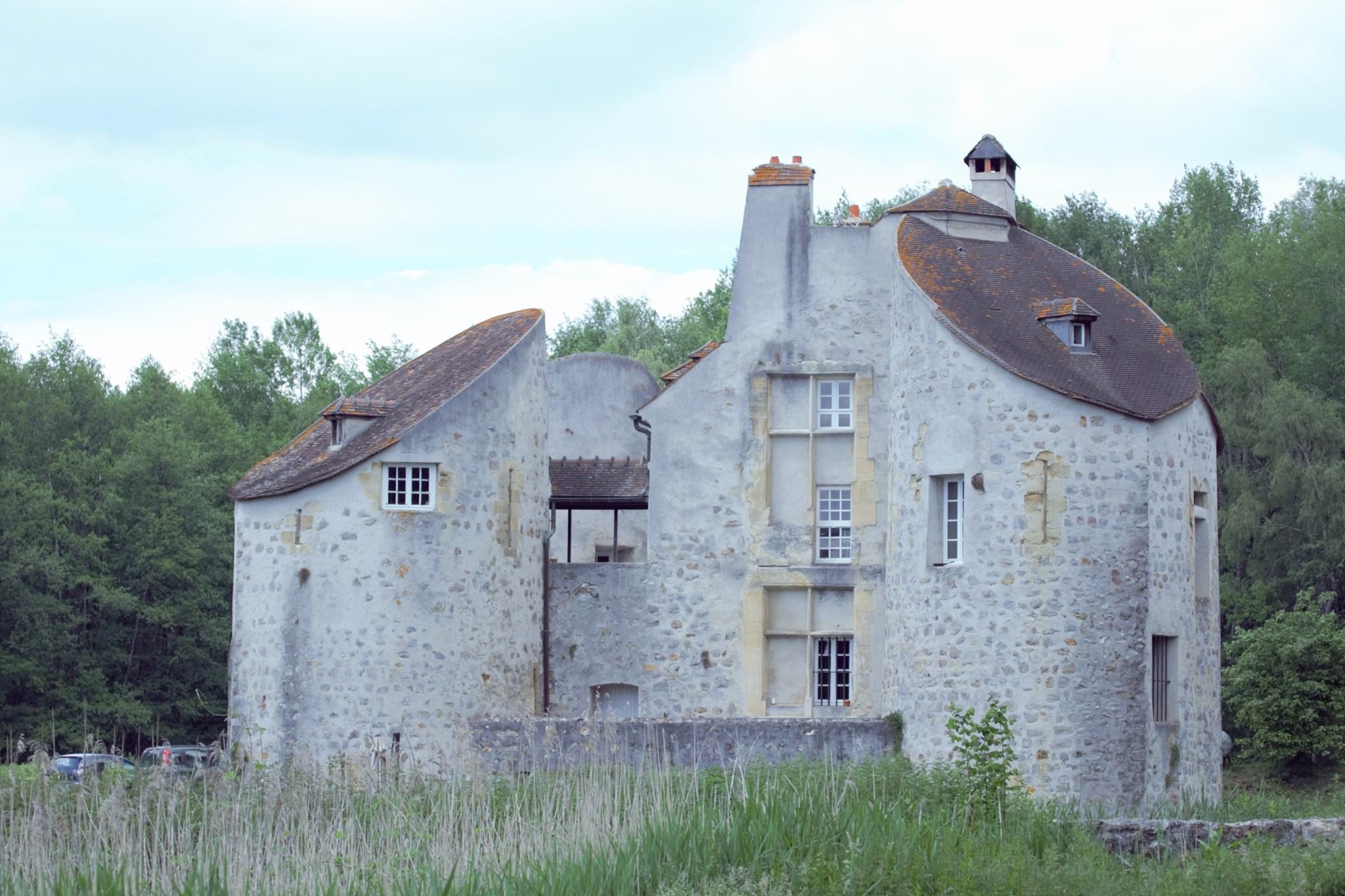 Château de la Chasse (juin 2021 - photo de Patrick Danielou)