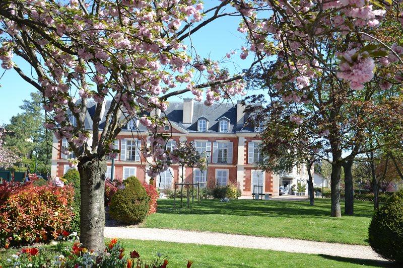 Château Catinat à Saint-Gratien