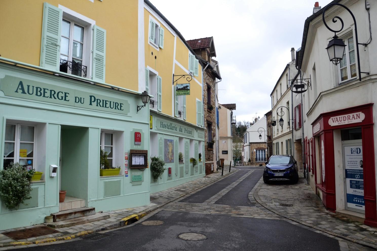 Mars 2019 - Vieux village de Saint-Prix