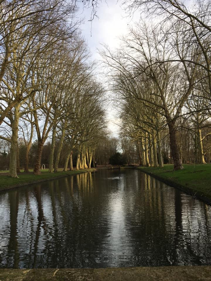 Parc de l'Abbaye de Maubuisson (photo Delphine  Gaudré)