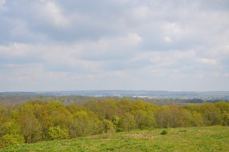 Espace naturel régional du plateau d'Andilly (mai 2021)