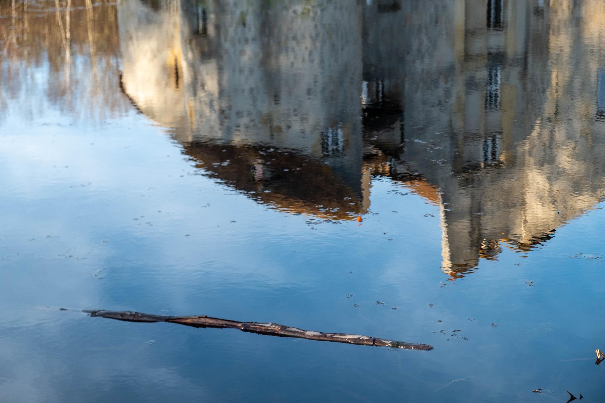 Château de la chasse (décembre 2020 - photo de Jean-Pierre Even)