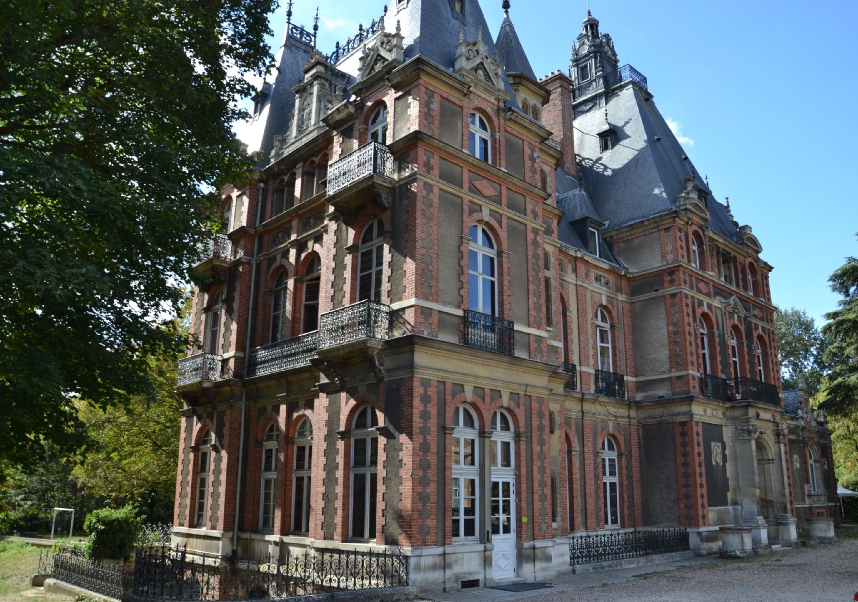 Septembre 2018 - Château du Duc de Dino à Montmorency (lors des Journées du Patrimoine)