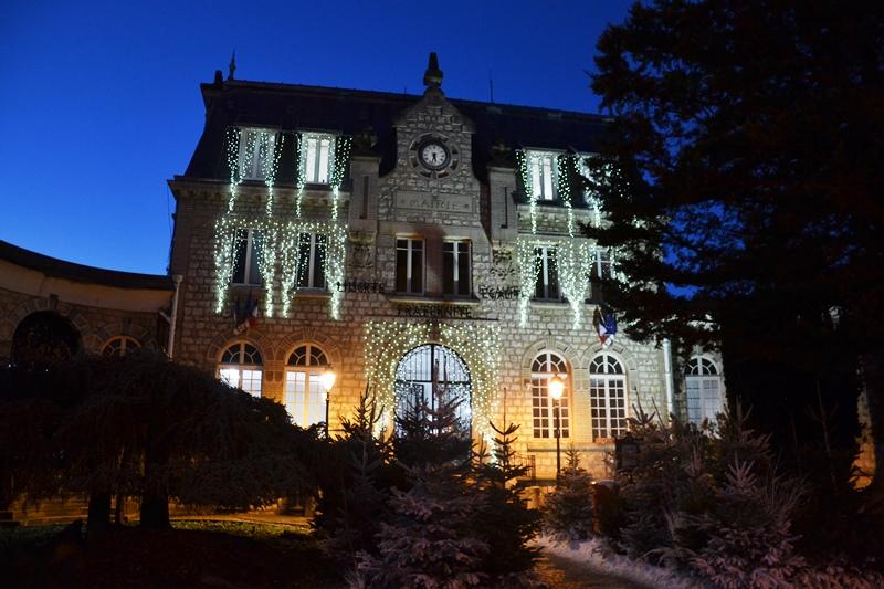 Mairie de Saint-Gratien (décembre 2020)