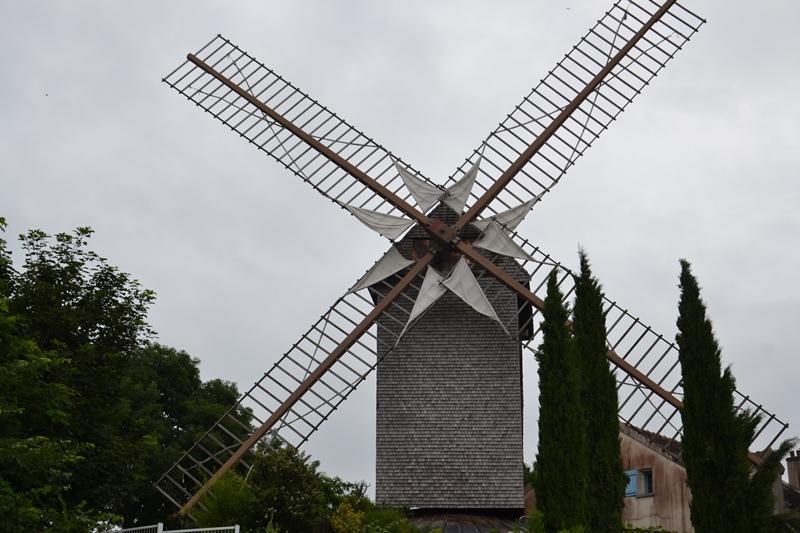 Moulin de Sannois (juillet 2021)