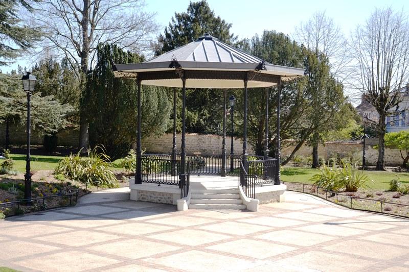 Parc Leyma à Taverny (avril 2021)