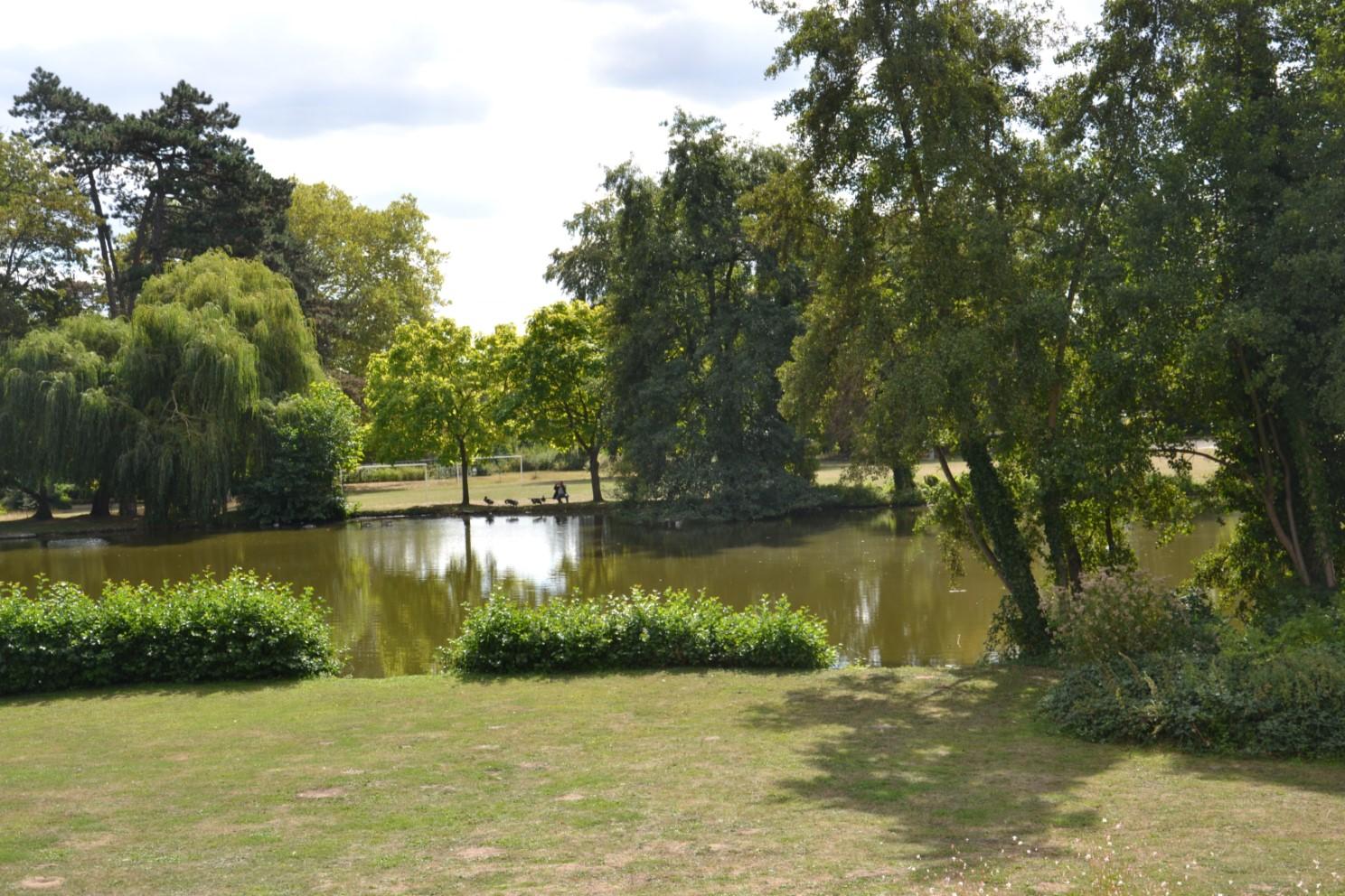 Septembre 2018 - Parc du domaine de Bury à Margency (lors des Journées du Patrimoine)