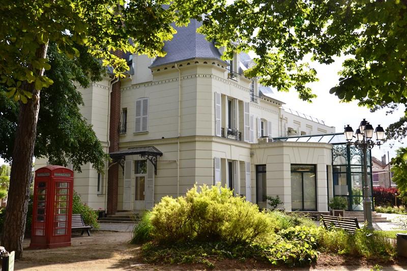 Parc de la mairie d'Ermont (juin 2020)