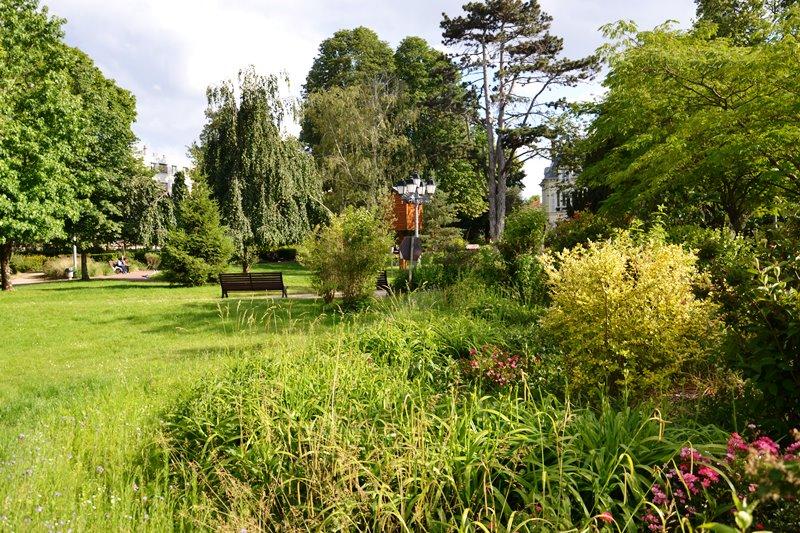 Parc de la mairie d'Ermont